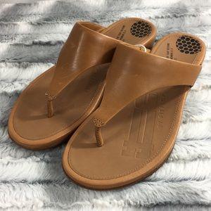 NWT FitFlop Banda Sandal - Tan